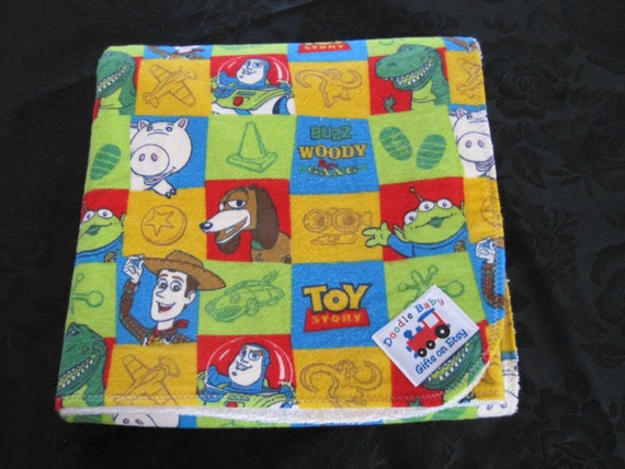 Waterproof Bed Pads - Toy Story, Buzz, Woody, Dogs, Pigs, green, yellow, red, dinosaurs