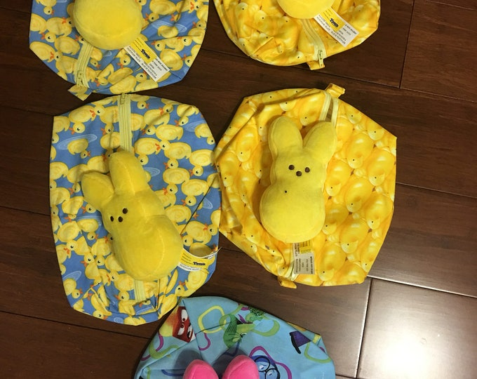 Featured listing image: Easter bags with a special bean filled toy