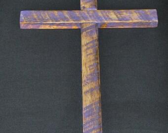 Cross, Wall Cross, Wooden Cross, Religious Cross, Decorative Cross, Reclaimed Wood Cross