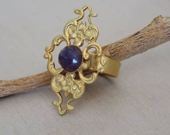 Vintage Rings, Womens Rings, Gold Ring, Unique Rings, Fashion Jewelry, Beautiful Jewelry, Vintage Jewelry, Gifts For Mom, Classic Jewelry