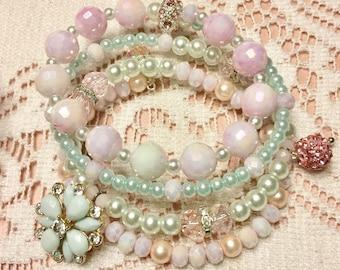 Shabby Bliss Bracelet