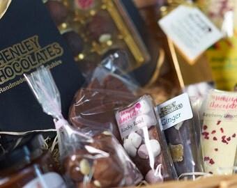 Chocolate Hamper Gift Basket (large)