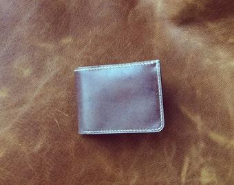 Leather wallet (handmade)