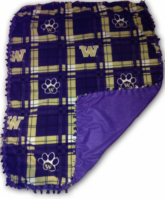 Washington Huskies Throws | Alabama Crimson Tide | Oklahoma Sooners  | Penn State Nittany Lions | Michigan State Spartans | NCAA Blankets