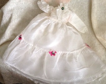 Lovely Doll Dress for a Vintage Doll