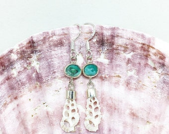 Sea Priestis Earrings