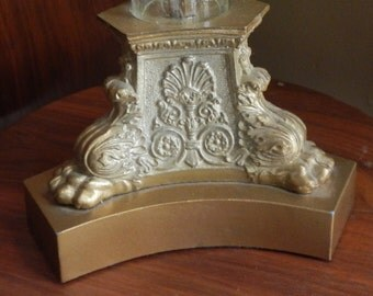Handsome Regency Table Lamp!