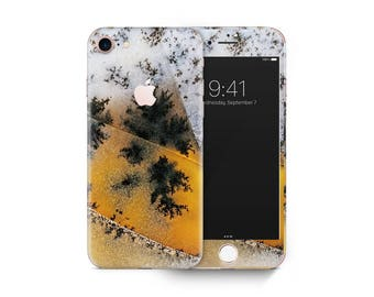 Agate marble 05 skin decal vinyl 3M quality iPhone 4 5 6 7 Samsung Galaxy S4 5 6 7 Galaxy Note
