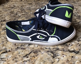Seahawks tennis shoes