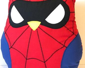 Spiderman Mega owl