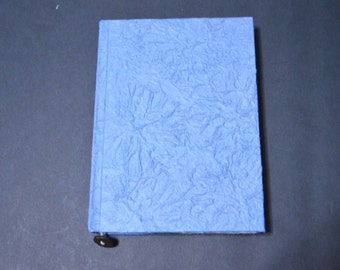 Nepal Unique Handmade Recycled Paper Notebook/Journal