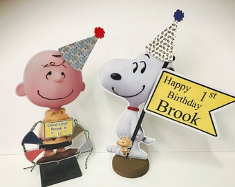 party /favors/kids/centerpieces/Snoopy