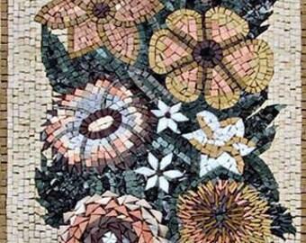 Gerbera Daisies and Carnation Floral Arrangement