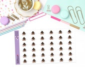 """JUST DONE """"MAY"""" Doodle Paper Planner Stickers! - MAY504"""