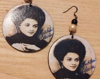 Kathleen Cleaver Liberated Earrings