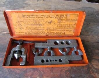 Imperial Tubing Tool kit  No.375-FS Flaring tool