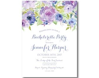 PRINTABLE Bachelorette Party Invitation, Bachelorette Party Invitation, Girls Night Out, Printable Invitation, Bachelorette Party #CL330