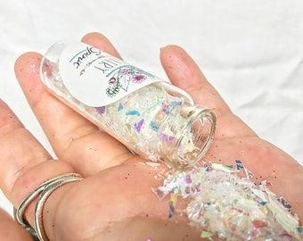 Glitter Flakes, large Glitter, Festival Glitter, Body Glitter, Hair Glitter