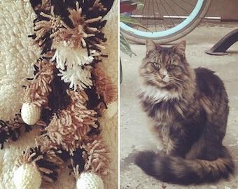 Pet replica custom crochet animals.