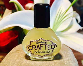 Handmade Perfume 'Lily White'