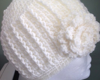 Made to order ponytail hat