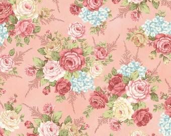 Peaceful Garden Fabric Henry Glass-8690