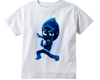 PJ Masks Night Ninja Custom t-shirt