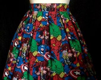 Superhero Skirt