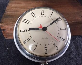 Vintage Westclox kitchen clock