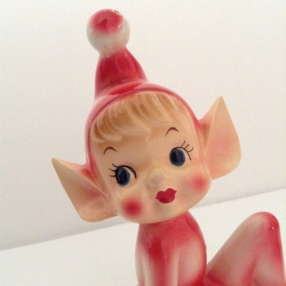 Adorable Vintage Pixie by Brinn