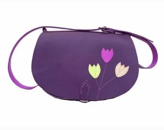 Vegan Handbag Vegan Messenger Bag Vegan Women Bag Vegan Cross Body Handbag