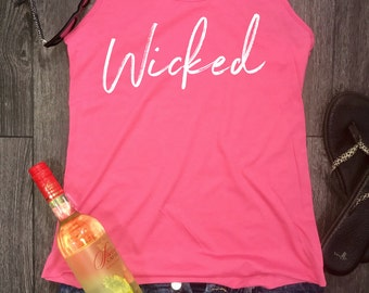 tank tops for women, wicked, racerback tank, best tank, womens tank top, workout clothes for women, stylish tank, yoga clothes, tank top