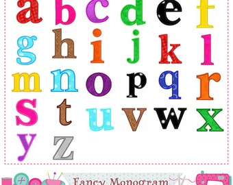 how to make lowercase letters