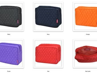 Cosmetic Bags, Diaper Bag Pouch, Coordinating Travel Bag Cosmetic Bag.
