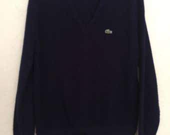 Izod Lacoste,Lacoste Sweater,Izod Sweater,Lacoste Pullover,Vintage Streetwear,Mens Streetwear,90s Streewear,Vintage Sweater,Mens Sweater,Big