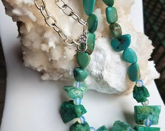 Turquoise Waters Necklace