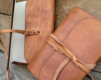 Leather Cover For Field Notes Booklets
