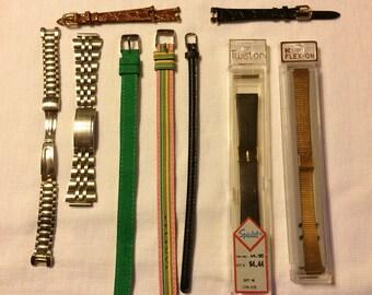Watchbands - Set Of 9