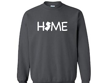 New Jersey Home Sweatshirt
