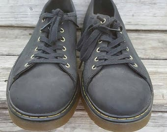 Dr Martens Low Black Mens size 14 US