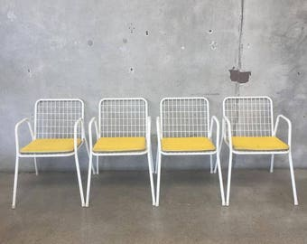 Vintage Patio Chairs by EMU Italy (ASJRA2)