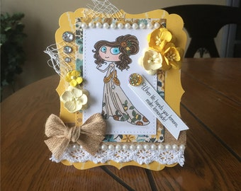 Any Occasion Handmade Greeting Card