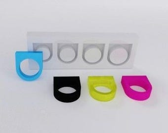 silicone resin ring mold KIM