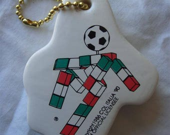 Italy 90 original GIG keychain