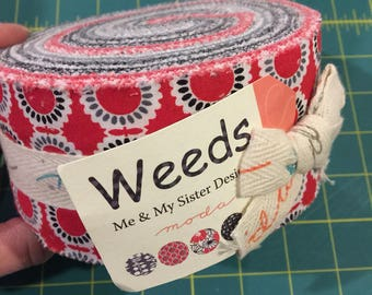 Me and My Sister Designs WEEDS Jelly Roll New Hard to find