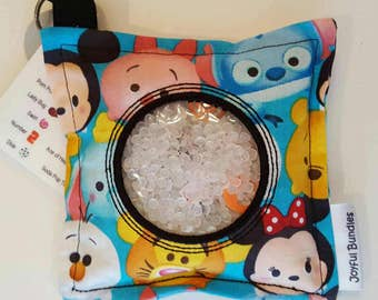 I Spy Bag, Tsum Tsum, Car Game, Educational Game, Busy Bag, Travel Toy, I Spy Game, Party Favors, Eye Spy Game, Sensory Toy