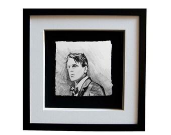 W.B YEATS - William Butler Yeats Irish poet literature