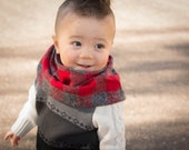 Baby scarf for boys and girls
