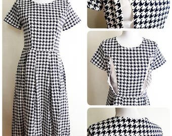 New Stylish Practical Discreet Breastfeeding Nursing Maternity Houndstooth Dogstooth Check Maman Mode Wedding Guest Party Maxi