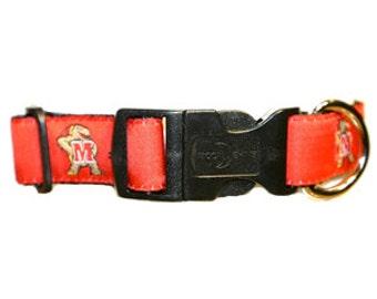 University of Maryland Dog Collar